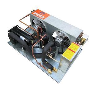 1P-2.5P中低温冷冻冷藏卧式机组