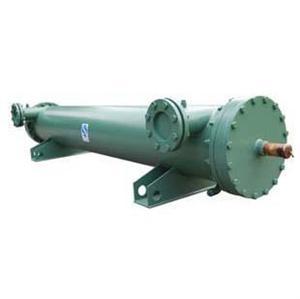 水源热泵机组用换热器