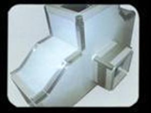双面彩钢板玻纤风管