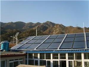 北京太阳能采暖设备