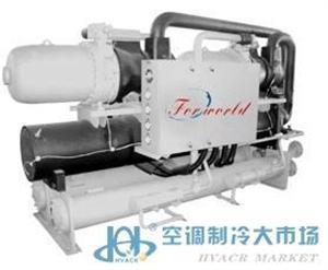 四川重庆市螺杆式水源热泵机组