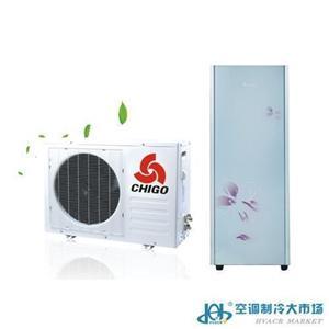 双胆方形系列空气能热水器