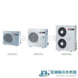 三联供空调热水器