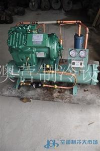 10HP 三洋制冷压缩机 冷库机组