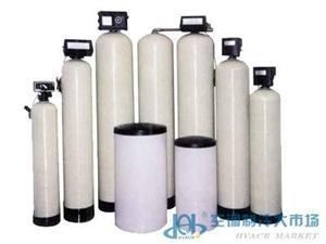全自动软化水  钠离子除垢仪 威海宏祥水处理器