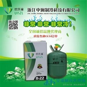 二氟一氯甲烷 R22(F22)