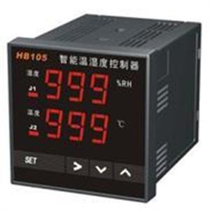 HB105智能温湿度控制器