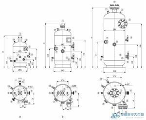 法斯克螺杆外置油分,FaSiKe,OVS.120/3