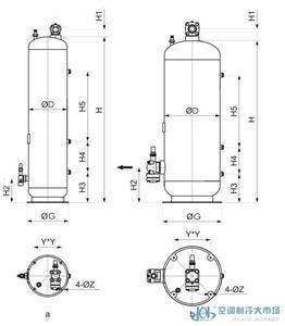 法斯克带证立式储液器,FaSiKe,E1L-150L