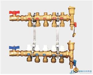 英国森威尔地暖分集水器