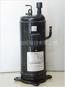 4HP日立空调直流变频压缩机E405DHD-36D2YG焊接并联