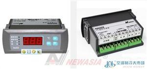 冷暖双温控器新亚洲NA222冷热自动转换电加热
