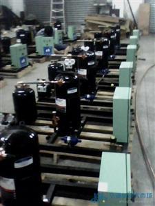 企鹅谷轮压缩机产品系列