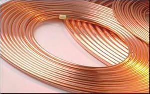 R410A铜管 金龙铜管 空调铜管
