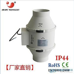 新型管道风机 管道排气扇排风换气扇送风机排风机强力