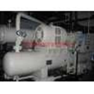 冰轮中央空调螺杆式冷水机组维修