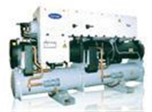 工业螺杆冷水机组维修