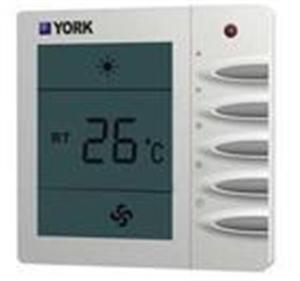 约克温控器单冷数字温控器