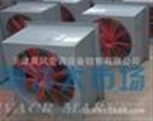 天津方形壁式轴流风机