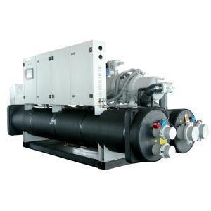 蓝德螺杆式水源热泵机组维修保养