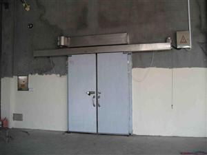 销售制冷设备冷库平移门