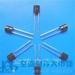 NTC温度传感器TO-92热敏电阻