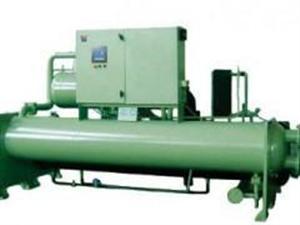 满液式水/地源热泵机组