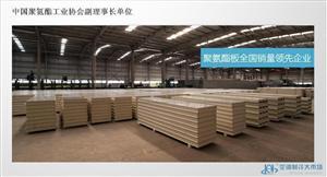华都茂华聚氨酯冷库专用夹芯板、聚氨酯保温板、聚氨酯