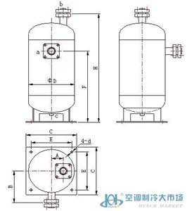 汽液分离器