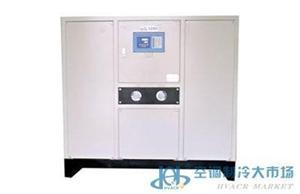 水冷涡旋式低温工业冷水机组
