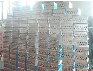 生产各种规格的冷凝器