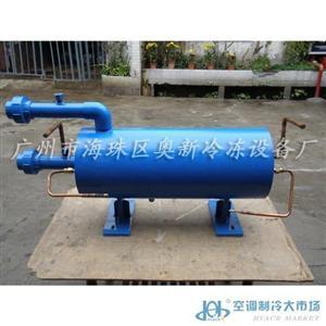 空气能热泵换热器