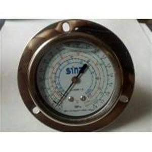 Sinz Y-B 不锈钢压力表 -0.1-1.8