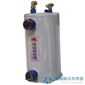 5HP立式纯钛蒸发器