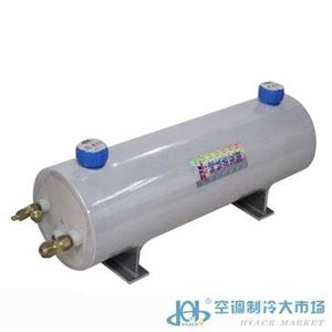 8HP卧式纯钛蒸发器
