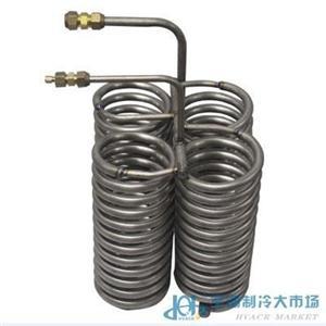 纯钛管蒸发器