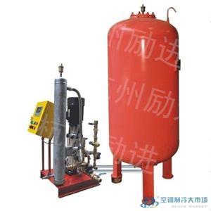 真空定压补水排气装置