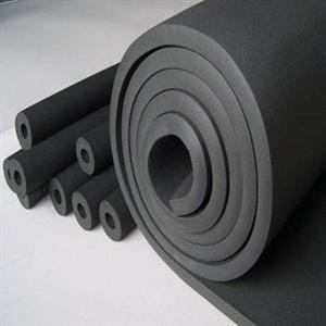 厂家直销华美B1级橡塑管、空调保温管各种规格齐全备有