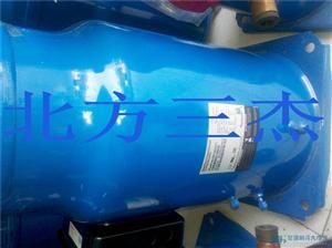 百福马空调压缩机 R22 SM185S4CC 15P 涡旋 焊口
