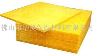 华美橡塑环保无毒铝箔玻璃棉保温板