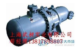 复盛SRL810-B-MS/MP中高温螺杆制冷压缩机