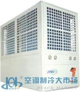 海尔R22 二级能效风冷模块节约用电