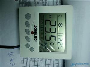 风机盘管温度控制器 可配遥控器