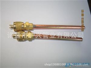 厂家直销加液头单向阀/顶针阀/充注阀批发、零售(铜体