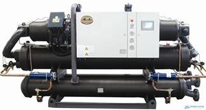 水/地源热泵机组  中央空调  采暖设备