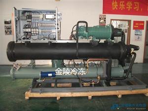 比泽尔螺杆水冷低温冷水机组