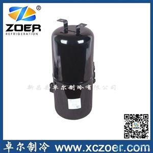 庆阳制冷空调配件冠亚立式储液器ZRA-105 黑色 冷却剂