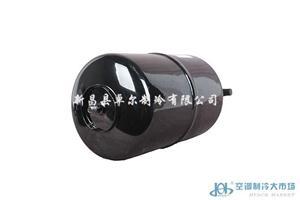 枣庄 制冷机组零配件 制冷空调配件拉伸立式储液器ZRS-