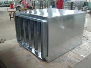 厂家常年直销镀锌板风管消声器,消声弯头,消声静压箱