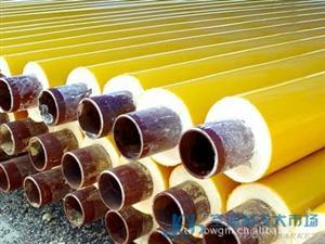 生产销售唐山管道保温管  聚氨酯硬质保温直埋管